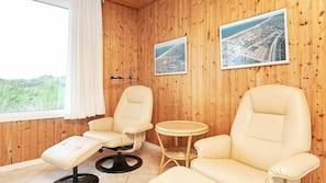 3 soveværelser, individuel indretning, baby-/barnesenge