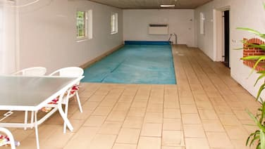 Quaint Holiday Home in Kibæk With Indoor Pool