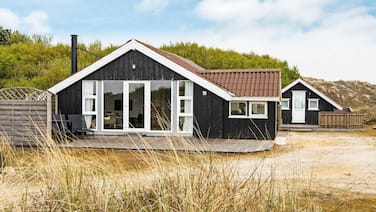 Spacious Holiday Home in Fanø Near Beach
