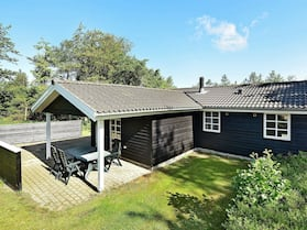 Fabulous Holiday Home in Oksbøl With Sauna