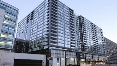 Luxury Furnished 1 Bedroom Condo - Downtown Ottawa
