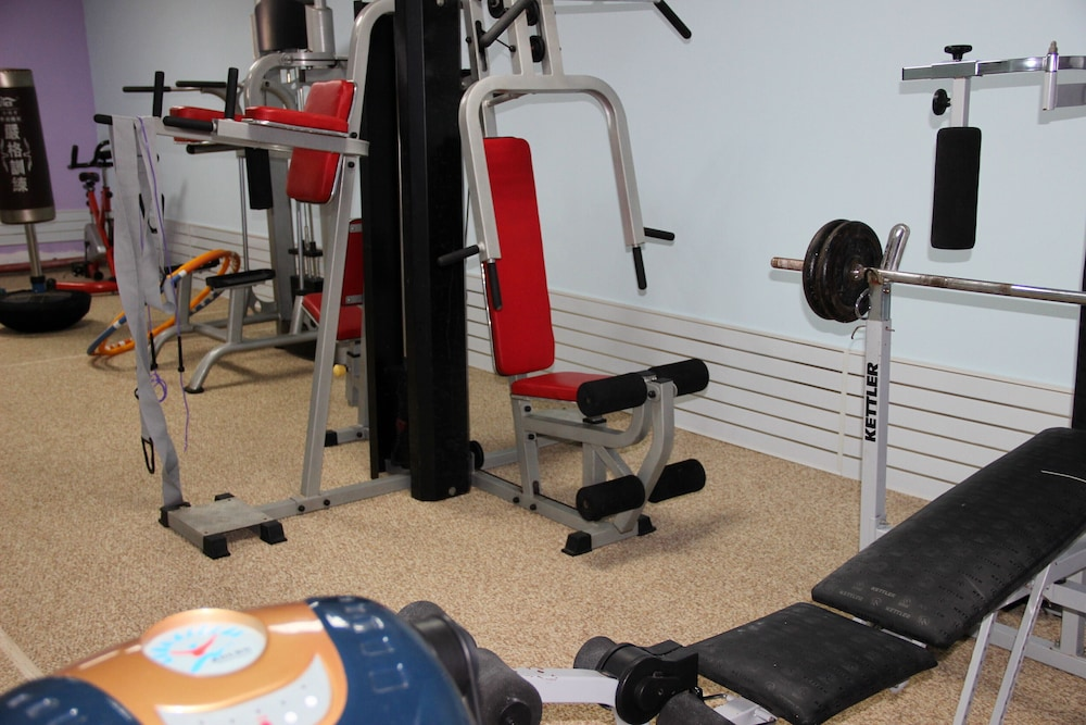 Fitness Facility, Golden Line Resort