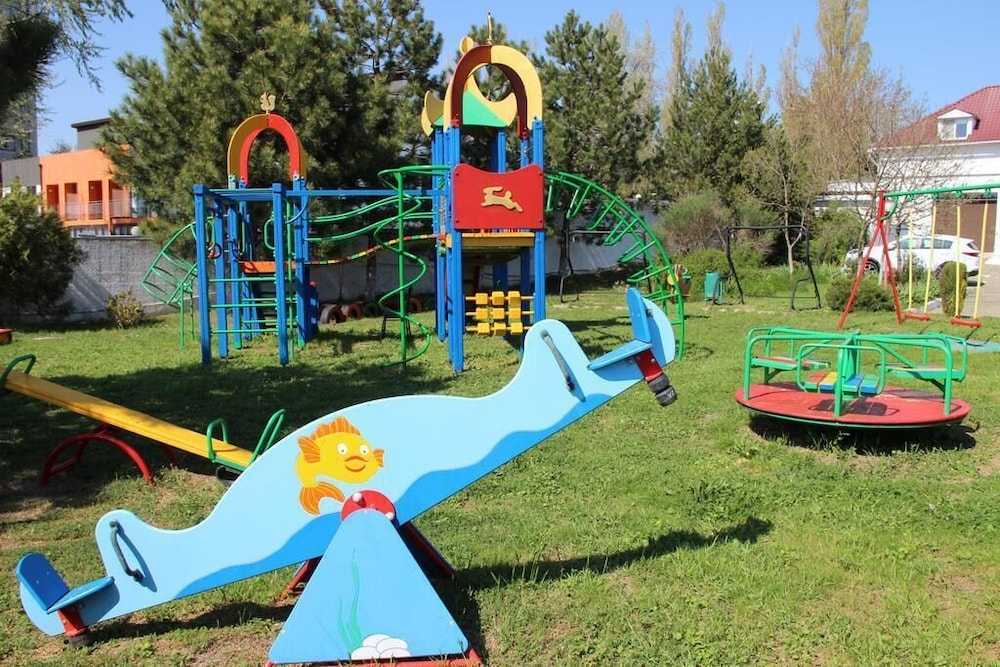 Children's Play Area - Outdoor, Golden Line Resort