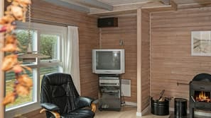 DVD player, MP3 docking station