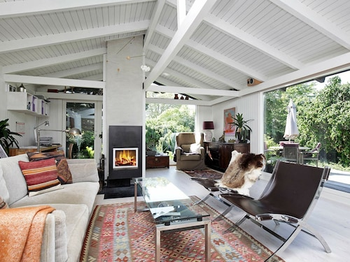 Luxurious Holiday Home in Hovedstaden With Terrace