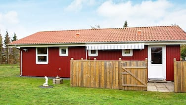 Comfortable Holiday Home in Skjern With Terrace