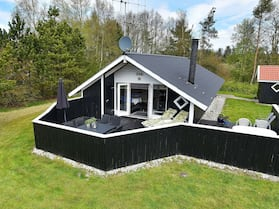 Spacious Holiday Home in Oksbol With Sauna & TV