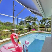 South Heathwood Dr. 299 Marco Island Vacation Rental 3 Bedroom Home