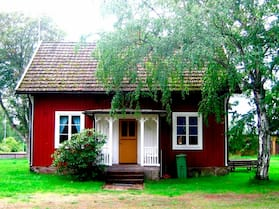8 Person Holiday Home in Alsterbro