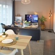 Businest Gosselies-charleroi Airport - 1-bedroom Apartment