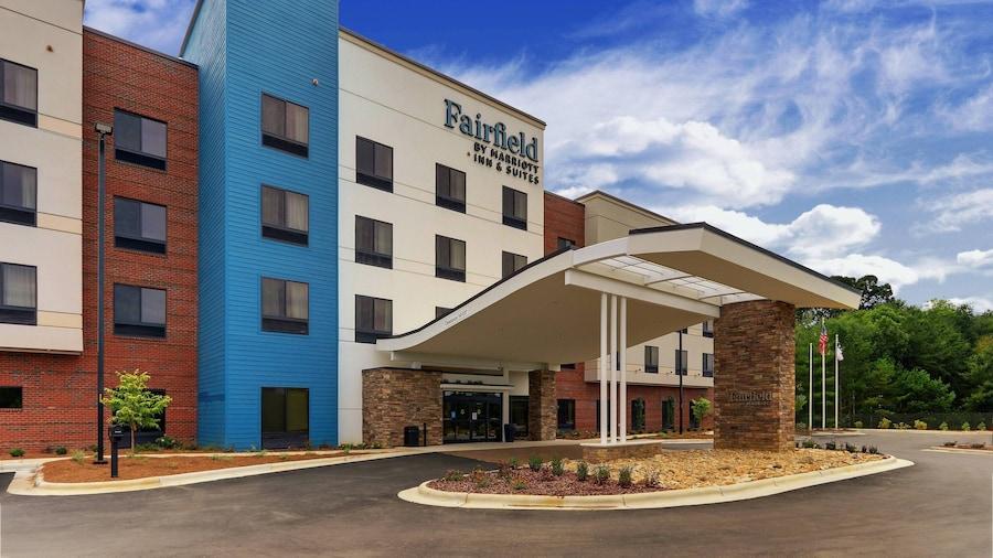 Fairfield Inn & Suites by Marriott Asheville Weaverville