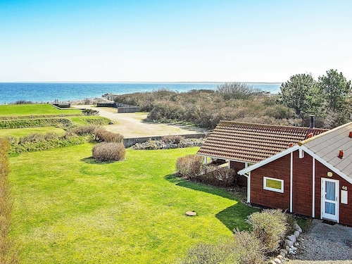Gorgeous Holiday Home in Nykøbing Sjælland With Sauna