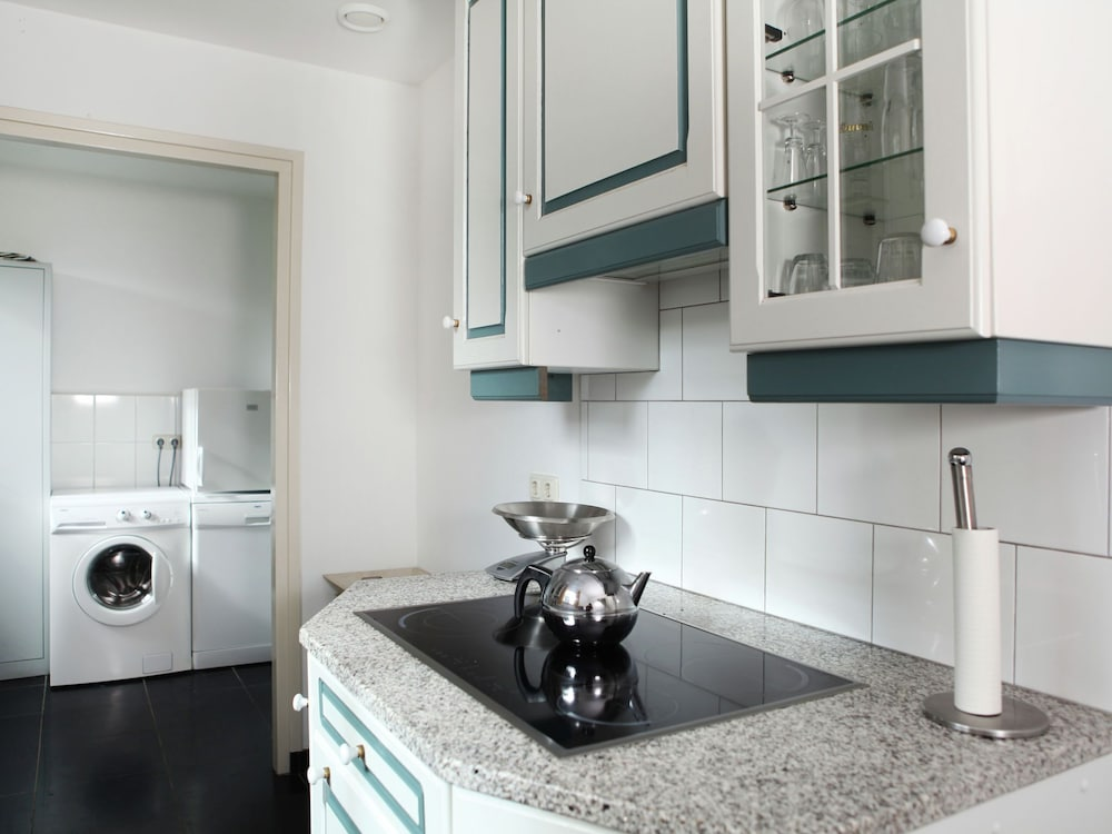 Private Kitchen, Pretty Farmhouse in Sint Odilienberg With Fenced Garden