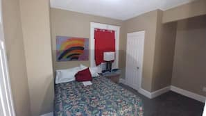 1 bedroom, Internet, linens