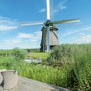 Spend Your Holidays in a Luxury Miller's Home Right Next to Holland's Oldest Windmill