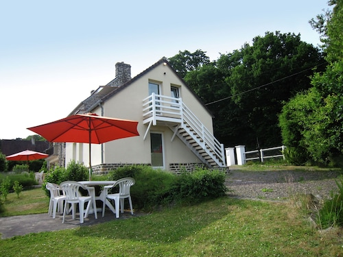Wonderful Gã®te in the Suisse Normande With Lovely Garden and Gorgeous View
