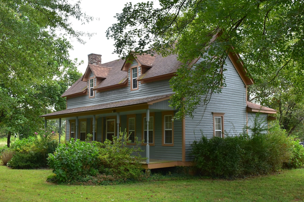 Exterior, The Cass House on the Mulberry River / Near OHV Trails