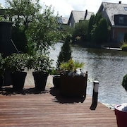 Modish Holiday Home in Alkmaar With Terrace