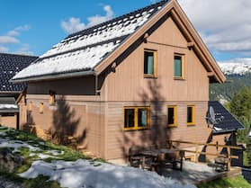 Spacious Chalet in Turracherhohe With Sauna
