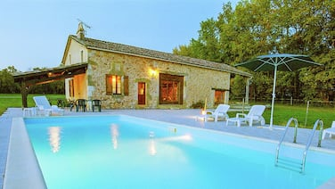 Périgord House With Private Swimming Pool in the Middle of Unspoiled Nature
