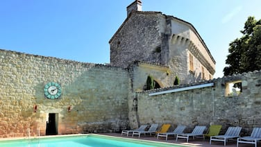 Authentic Castle in Bon-encontre With Open Kitchen