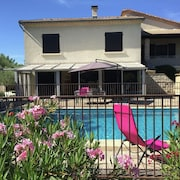 Detached Holiday Home With Private Pool in Languedoc-roussillon