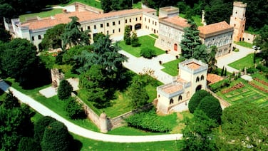 Wonderful Castle Just 25 km From Padua and 65 km From Venice