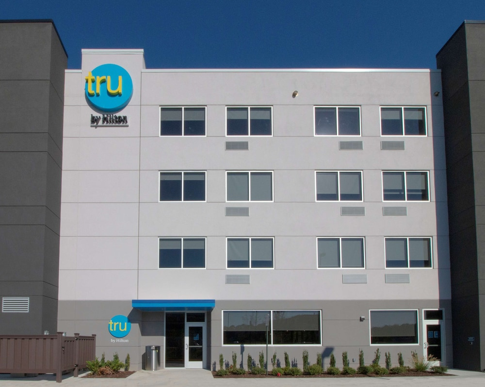 Exterior, Tru By Hilton Norfolk Airport