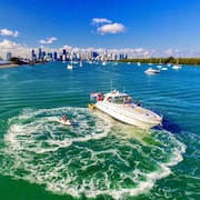58' Luxury Yacht for Rent in Miami
