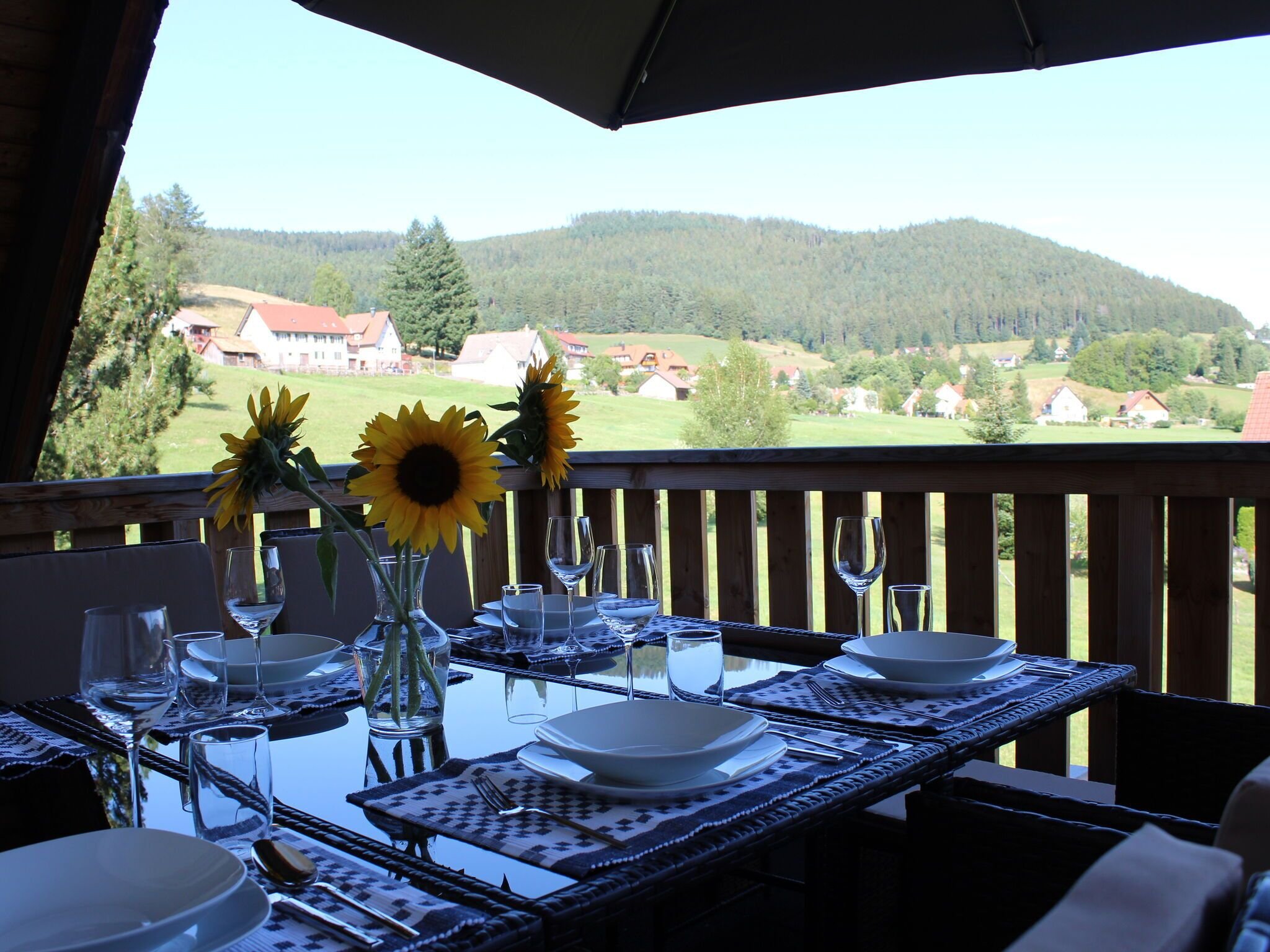 Picturesque Apartment In Baiersbronn With Bar Precos Promocoes E Comentarios Expedia Com Br