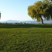 Simple Pleasures on the Beach at Kits Point - Kitsilano Vancouver