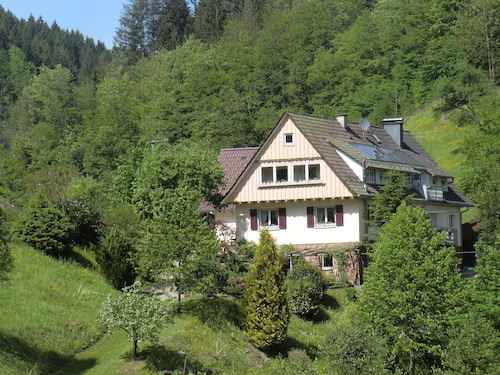 Idyllic Holiday Home in a Mansion With Garden, in the Beautiful Black Forest