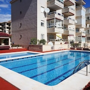 Modern Apartment in L'albir With Swimming Pool