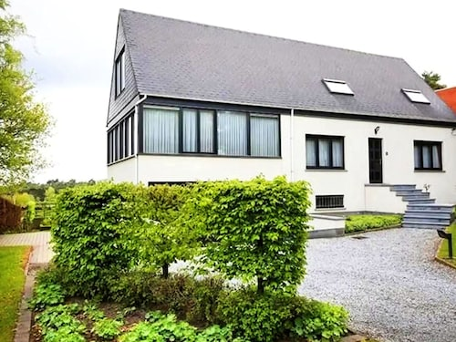 Villa in Heusden With Balcony, Terrace & Garden