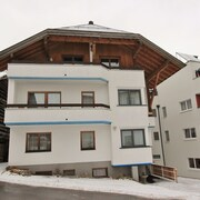Modern Holiday Home in Ischgl Near Skiing Area