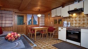Kühlschrank, Ofen