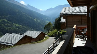 10-pers. Chalet About 600 Meters From Chairlift