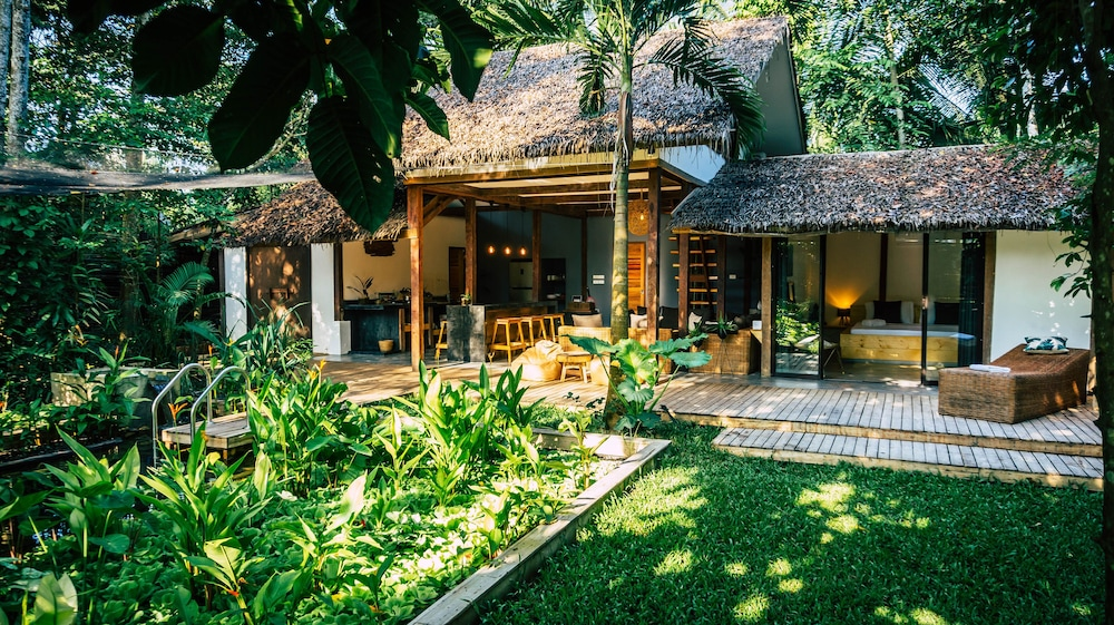 Featured Image, Villa With a Natural Pool, Near Lio Beach