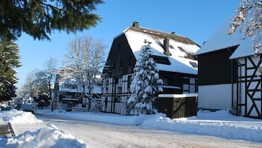 Modern Apartment on a 10-minute Walk From Winterberg