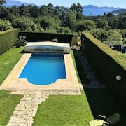 Wonderful Villa in Galicia Spain With Swimming Pool