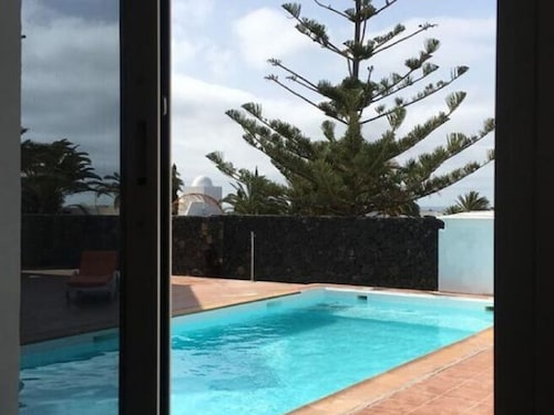 Spacious Holiday Home in Teguise With Swimming Pool