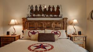 3 Schlafzimmer, laptopgeeigneter Arbeitsplatz, kostenloses WLAN