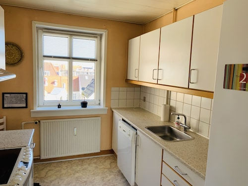 Spacious Apartment in the Middle of Aalborg City
