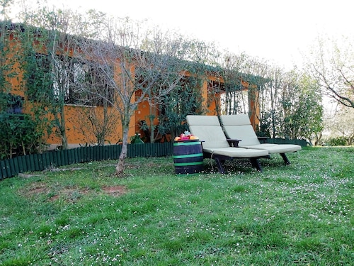 Cosy Holiday Home for Max. 4 Persons Surrounded With Meadows and Vineyard