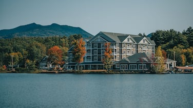 Saranac Waterfront Lodge