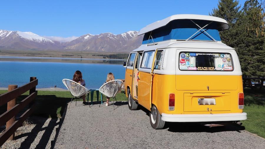 Lake Tekapo Motels & Holiday Park