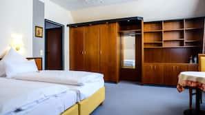 3 Schlafzimmer, Bettwäsche