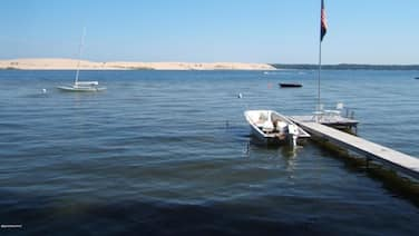 Lakefront Totally Remodeled Home ~ Perfect Beach For Kids ~ Private Dock!