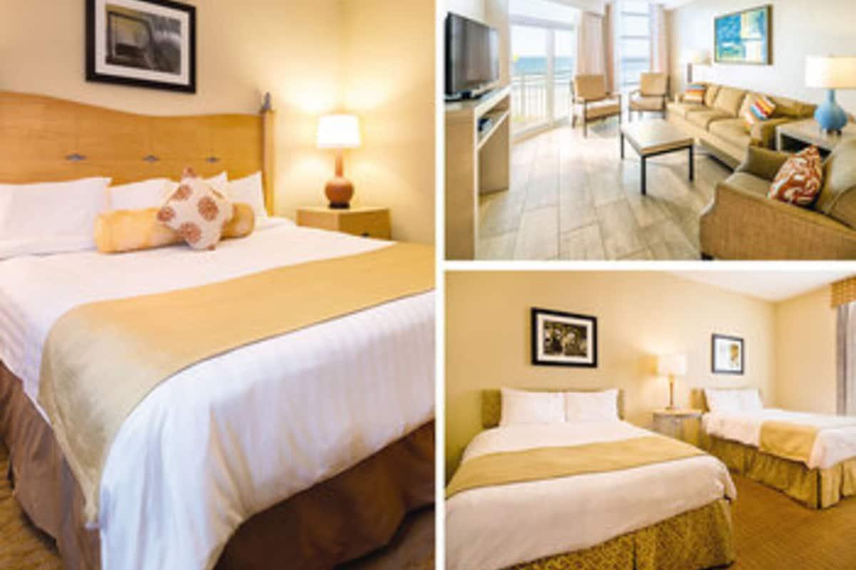 Three Bedroom Deluxe Ocean Front Luxury Condo Myrtle Beach 2021 Room Prices Deals Reviews Expedia Com