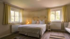 12 Schlafzimmer, WLAN, Bettwäsche